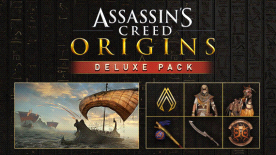 Assassin's Creed® Origins Deluxe Pack