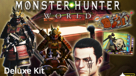 Monster Hunter: World Deluxe Kit