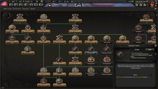 Hearts of Iron IV: Cadet Edition   PC - Steam   Game Keys