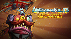 Awesomenauts - Cynical Vinnie & Total Spike