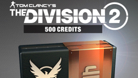 Tom Clancy's The Division 2 – 500 Premium Credits Pack