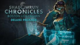 Shadowrun Chronicles: Boston Lockdown - Deluxe Package
