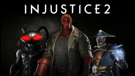 Injustice 2 - Fighter Pack 2
