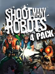 Shoot Many Robots 4-Pack
