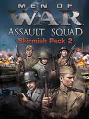 Men of War: Assault Squad Skirmish Pack 2