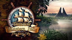 Treasure Masters Inc.: The Lost City