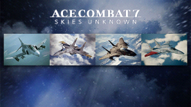 ACE COMBAT™ 7: SKIES UNKNOWN - F-4E Phantom II + 3 Skins