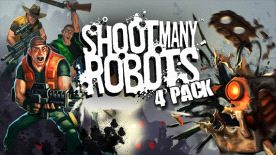 Shoot Many Robots 4 Pack