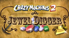 Crazy Machines 2 - Jewel Digger DLC