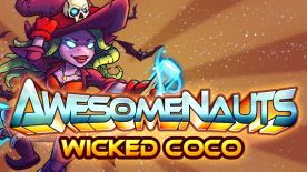 Awesomenauts: Wicked Coco Skin