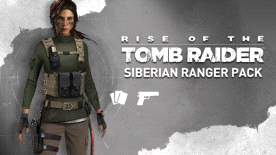 Rise of the Tomb Raider - Siberian Ranger DLC