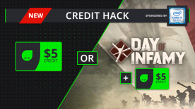 $5 Credit Hack - Day of Infamy