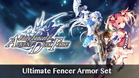Fairy Fencer F ADF Ultimate Fencer Armor Set