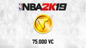 NBA 2K19: 75000 VC PACK