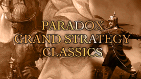 Paradox Grand Strategy Classics Bundle