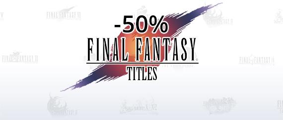 Final Fantasy Promo