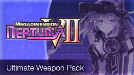 Megadimension Neptunia VII Ultimate Weapon Pack
