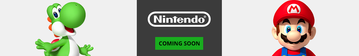Nintendo coming soon