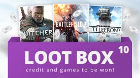 Mighty Ten Loot Box