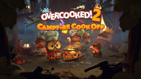 Overcooked! 2 Campfire Cook Off