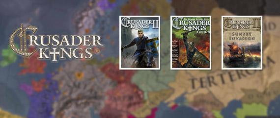 Crusader Kings Titles