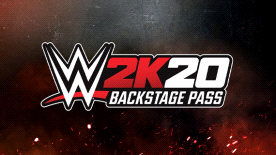 WWE 2K20 Backstage Pass