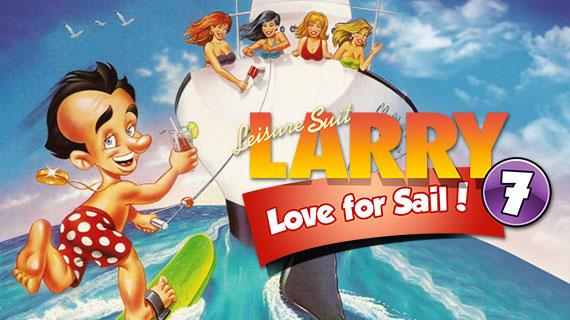 Leisure Suit Larry 7