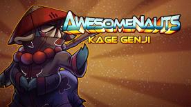 Awesomenauts - Kage Genji