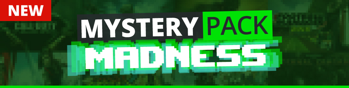 Mystery Pack Madness Header