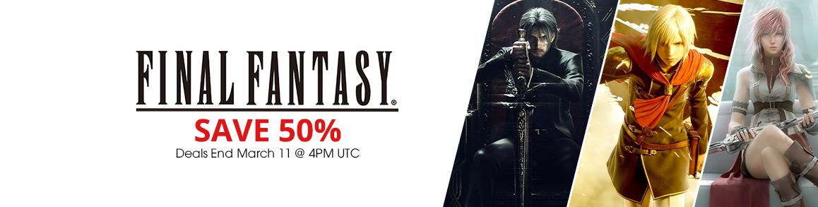Final Fantasy Promotion