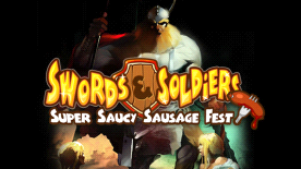 Swords and Soldiers: Super Saucy Sausage Fest