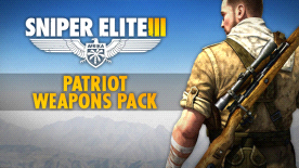Sniper Elite III – Patriot Weapons Pack
