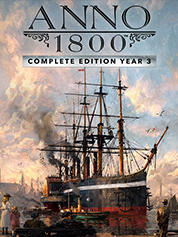 http://www.greenmangaming.com - Anno 1800™ Complete Edition Year 3 69.29 USD