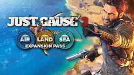 Just Cause™ 3 DLC: Air, Land & Sea Expansion Pass