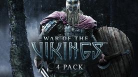 War of the Vikings 4 Pack