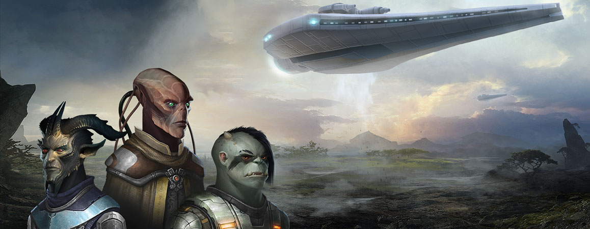 My American Express >> Stellaris: Humanoids Species Pack | PC Digital Download ...