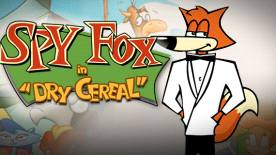 "Spy Fox In: ""Dry Cereal"""