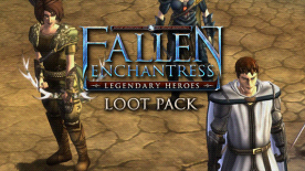 Fallen Enchantress: Legendary Heroes Loot Pack DLC