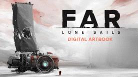 FAR: Lone Sails - Digital Artbook