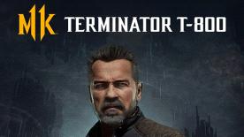 Mortal Kombat 11: Terminator T-800