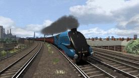 Train Simulator: Class A4 Pacifics loco add-on