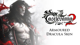 Castlevania: Lords of Shadow 2 - Armored Dracula Skin