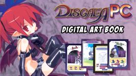 Disgaea PC – Digital Art Book