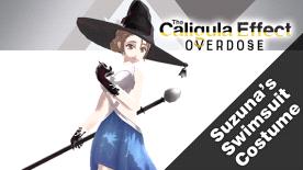 The Caligula Effect: Overdose - Suzuna's Swimsuit Costume