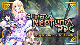 Super Neptunia RPG - Complete Deluxe Set Bundle