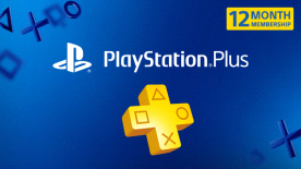 12 Month PlayStation Plus
