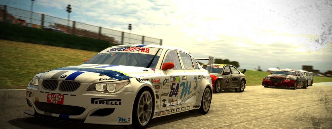 V8 Superstars: Next Challenge - Comparativa X360/PS3 ...