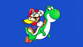 Super Mario World - VC SNES