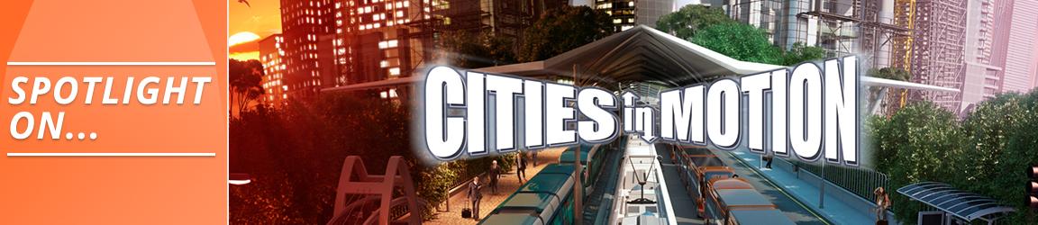Spotlight on Cities in Motion