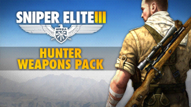 Sniper Elite III - Hunter Weapons Pack